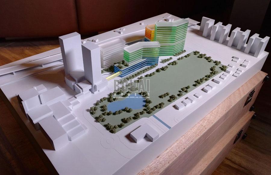 Shanghai Bohai Building Model Design Co Ltd